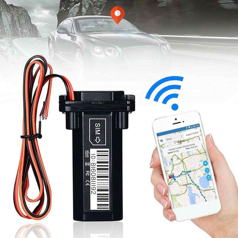 Car Tracking Device >> Bluelans Car Moto Vehicle Tracking Device Gps Tracker Gt02 Realtime Gsm Gprs Locator