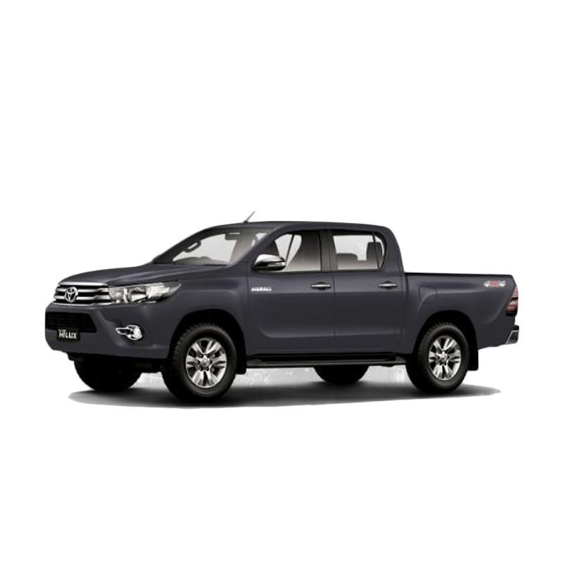 Toyota Hilux Diesel Truck >> Jual Toyota Hilux Double Cabin 2 4 E 4x4 Diesel Mobil Murah