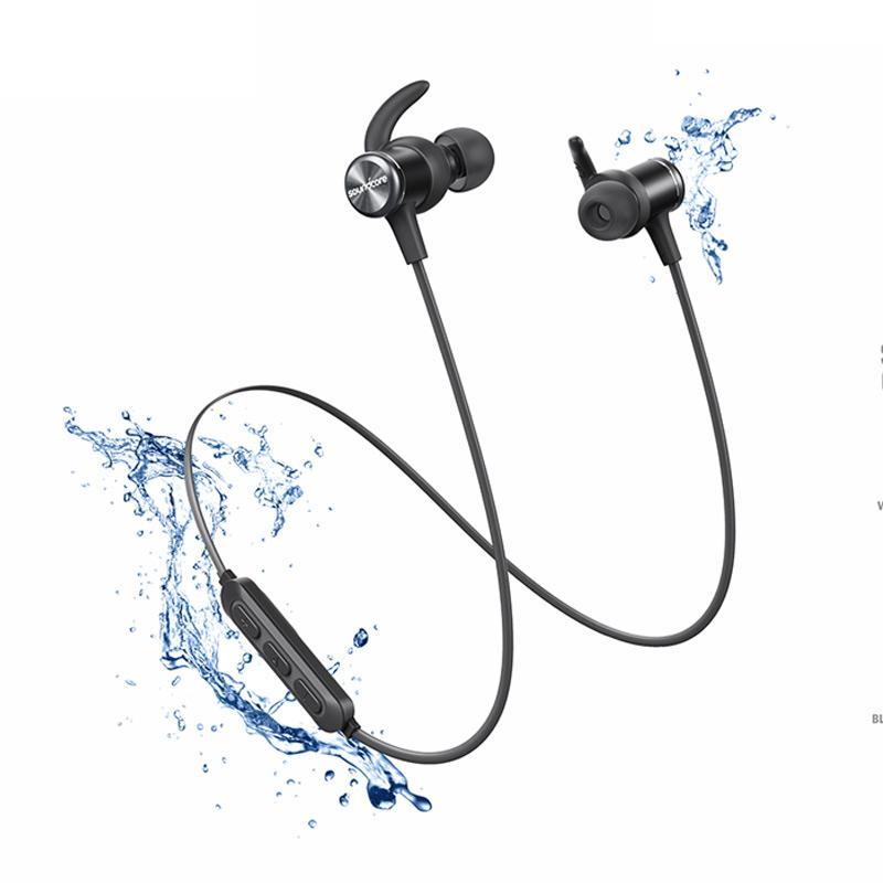 FS - Soundcore A3403011 Spirit Bluetooth Earbuds Earphone - Black