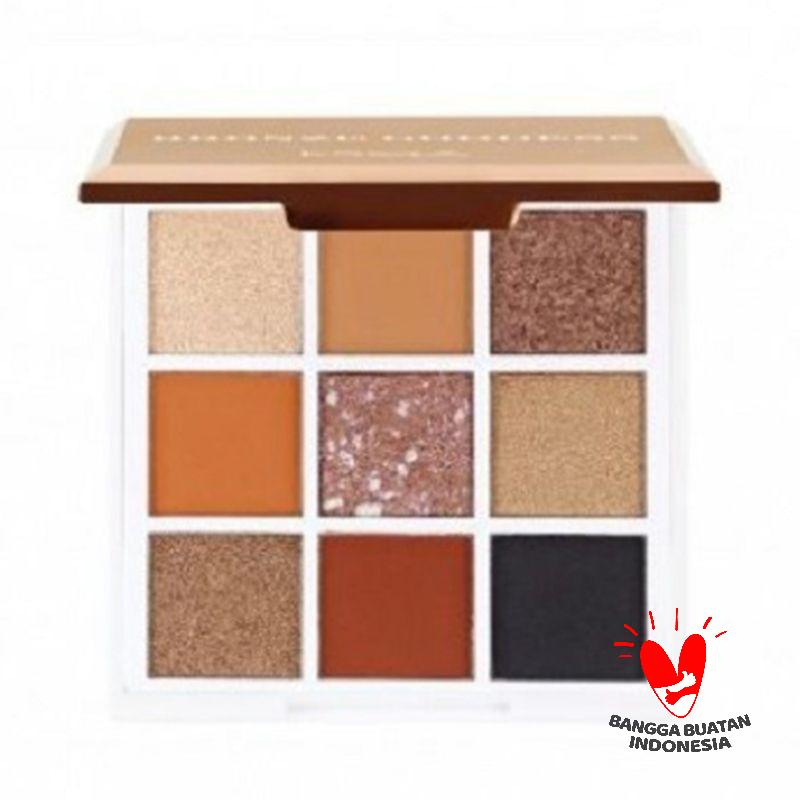Esqa Cosmetics Goddess Eyeshadow Palette