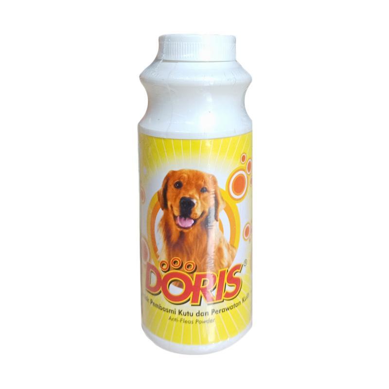 Doris Bedak Pembasmi Kutu Anjing 100 g
