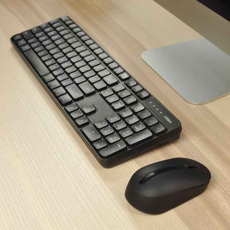 Jual Xiaomi Miiiw 2 Office Wireless Keyboard Mouse Set Online Oktober 2020 Blibli Com