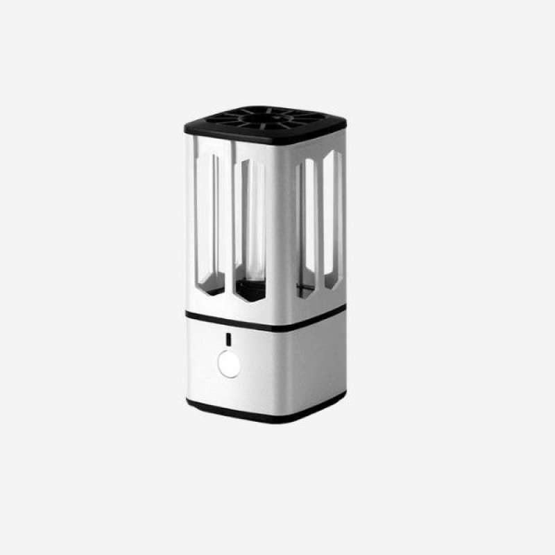 IVLY Nature UVC Lamp Sterilizer Portabel 4Watt Silver