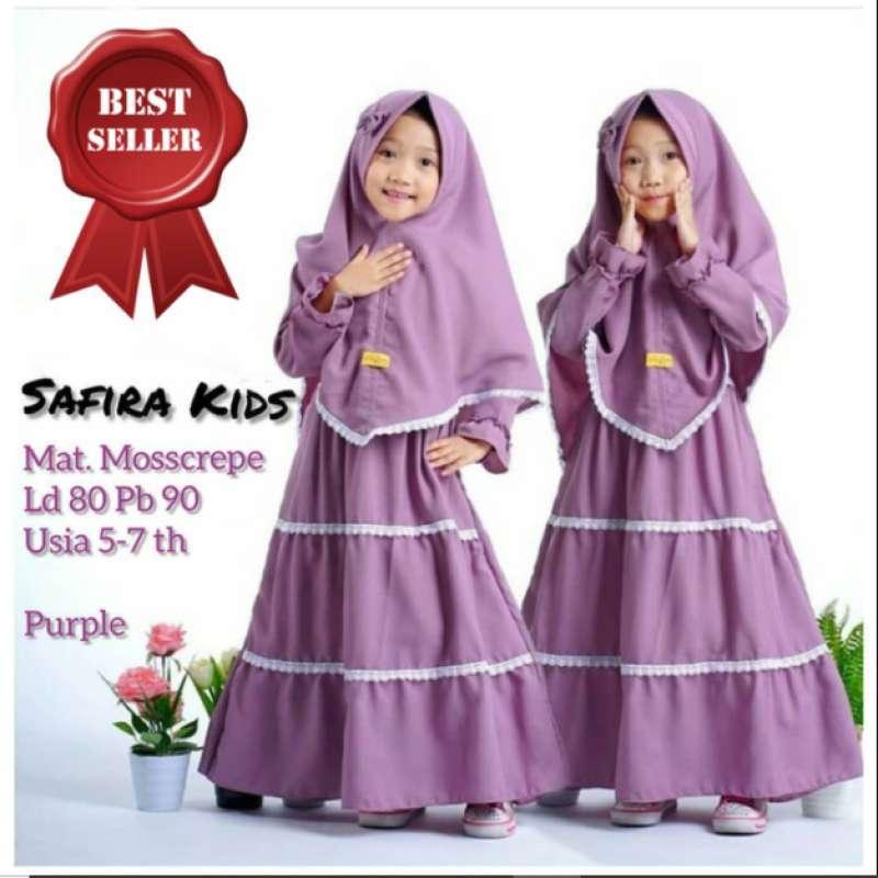 Jual Baju Muslim Gamis Anak Perempuan Syari Online Januari 2021 Blibli