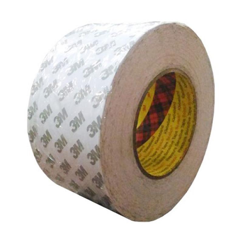 3M 9075i-7385C Coated Tissue Double Tape [48 mm x 50 m]