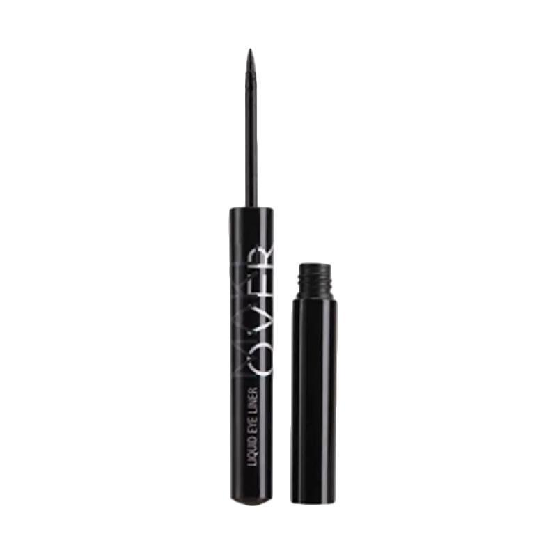 Make Over Liquid Eyeliner Black