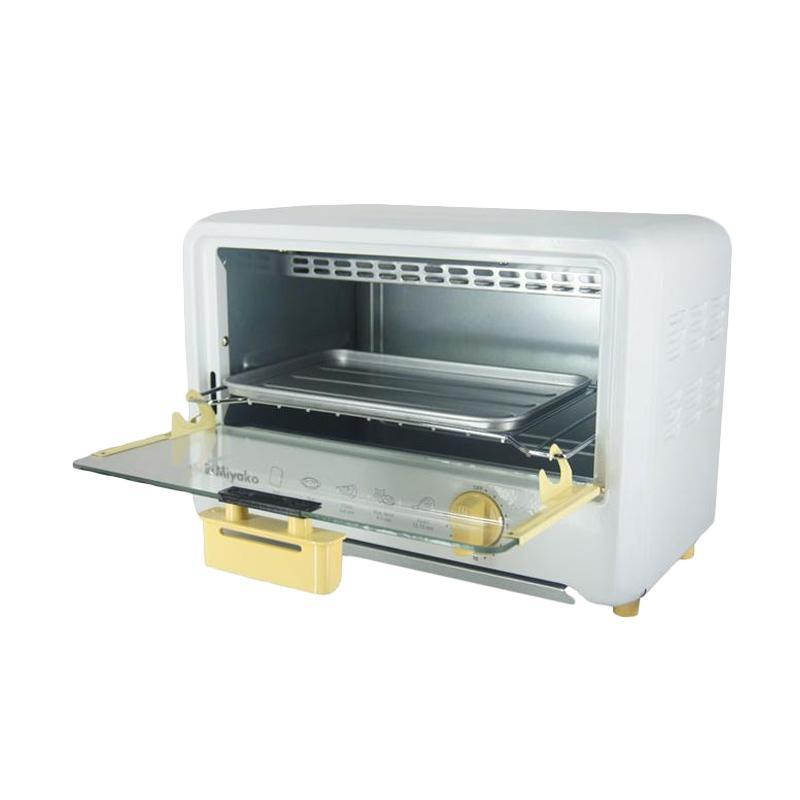 Miyako OT-106 Oven Toaster - Putih