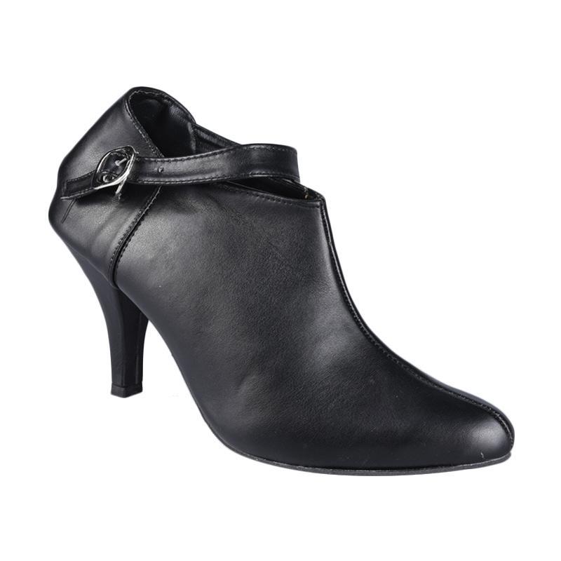 RSM SN-315 Sepatu Boots Wanita - Hitam