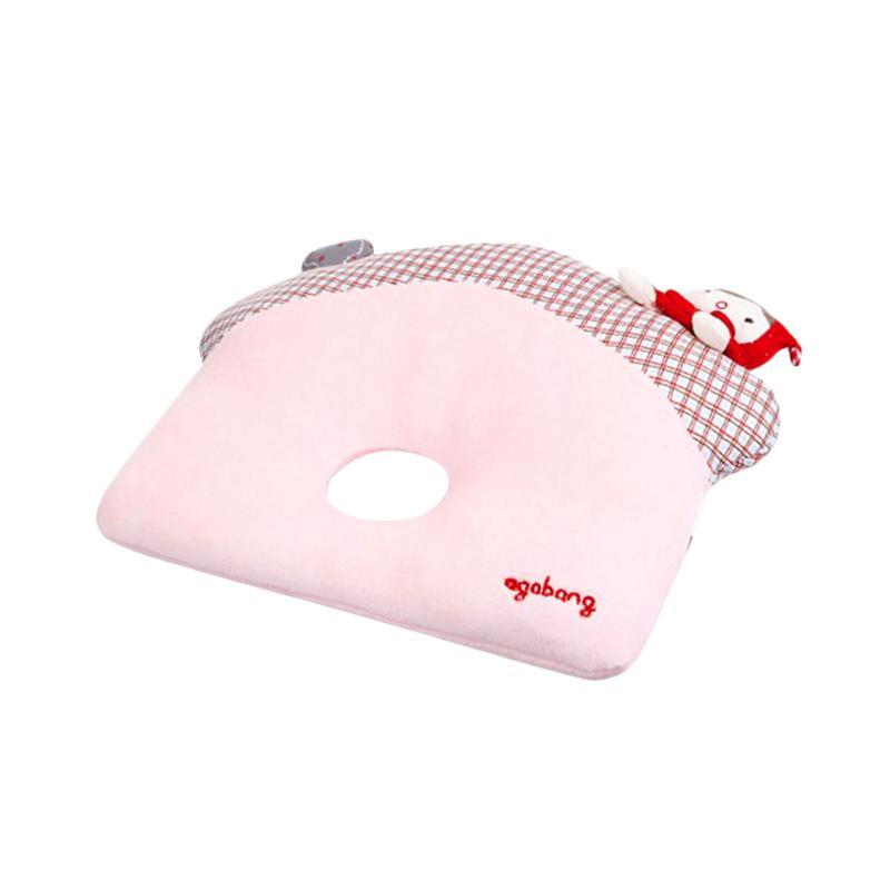 harga Agabang Mignon Duckbill Pillow - Pink Blibli.com