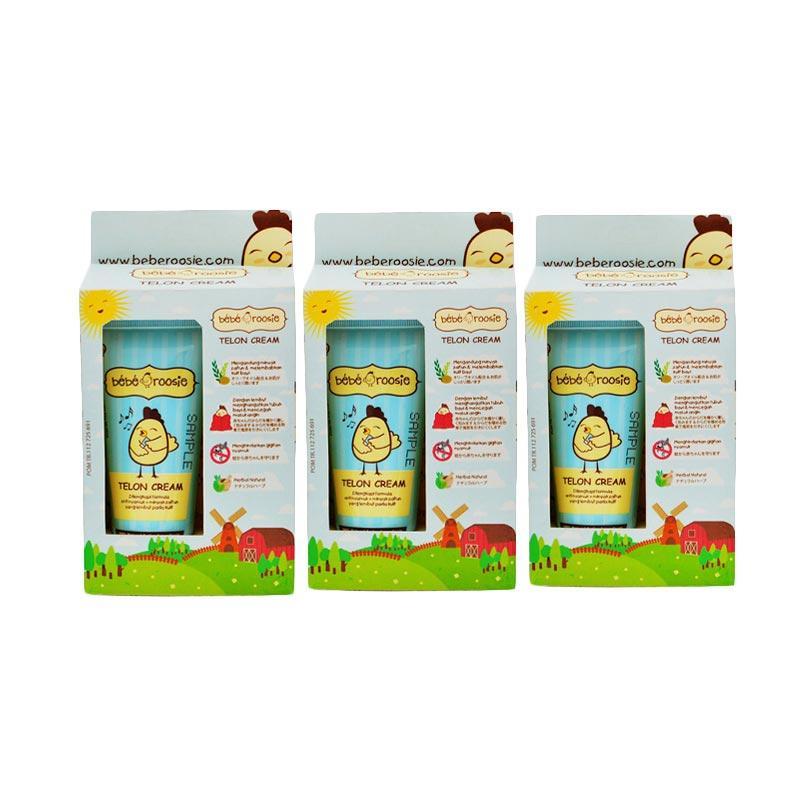 Bebe Roosie Telon Cream [60gr/ 3Pcs]