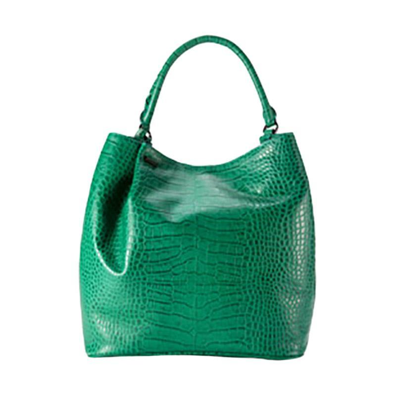 Brera Elegant Fashionable Handbag - Green