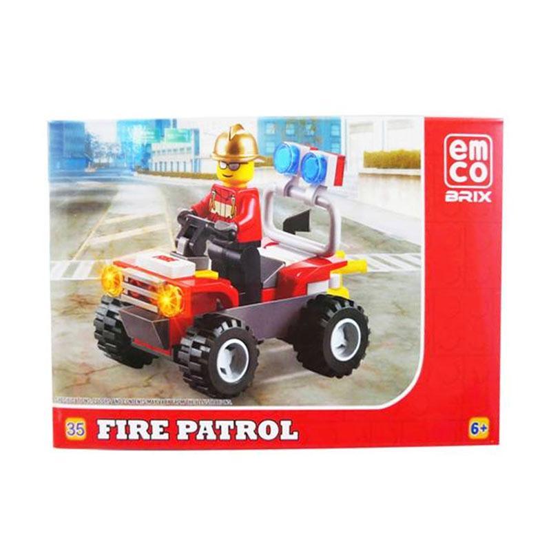 Kelebihan Kekurangan Emco Brix Fire Patrol 35 Original Item Dan Harganya