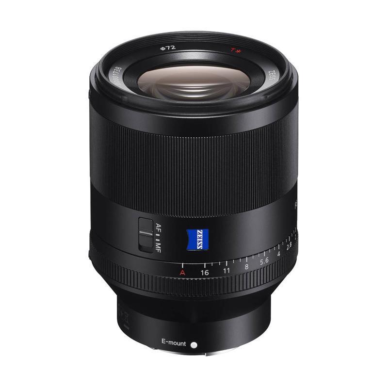 Sony Lens SEL FE 50mm f/1.4 Z A Full Frame Lensa Kamera