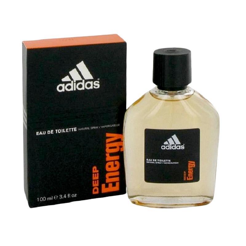 Adidas Deep energy EDT Parfum Pria [100 mL]