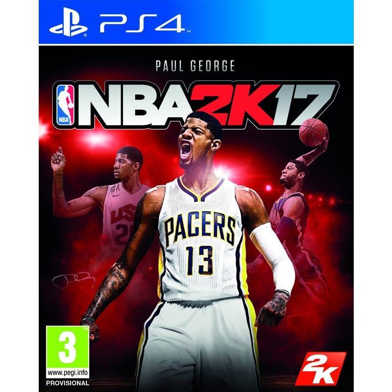 harga Sony Playstation 4 NBA 2K17 DVD Game Blibli.com