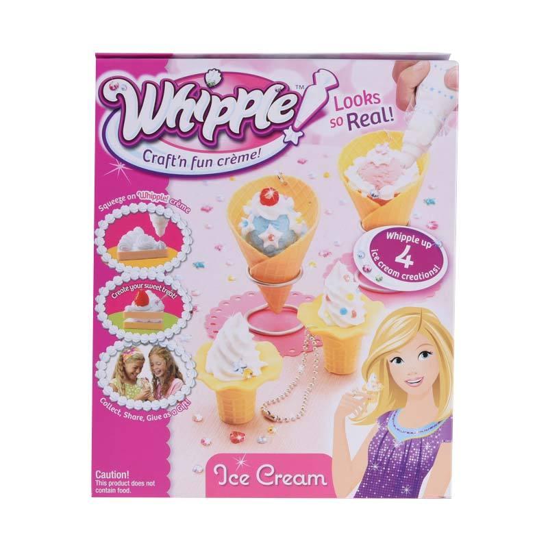 Whipple Ice Cream Set Mainan Anak