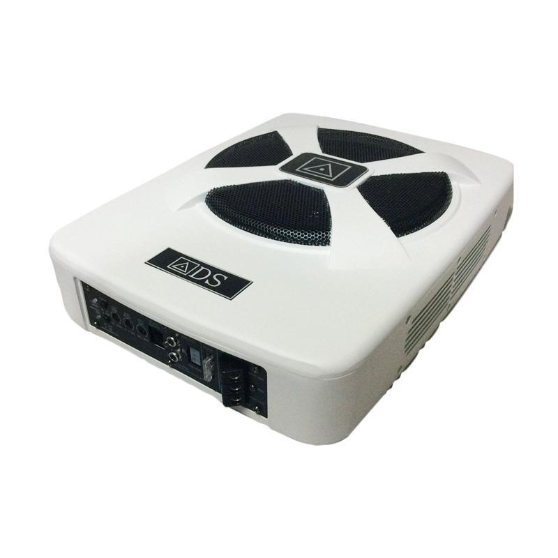 harga ADS A102 Active Subwofer Slim Speaker - Putih [10 Inch] Blibli.com