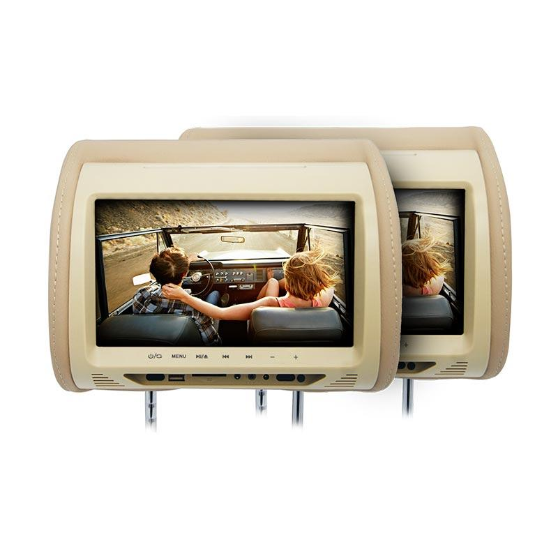 harga Asuka HD Headrest Monitor [9 Inch/2 pcs] Blibli.com