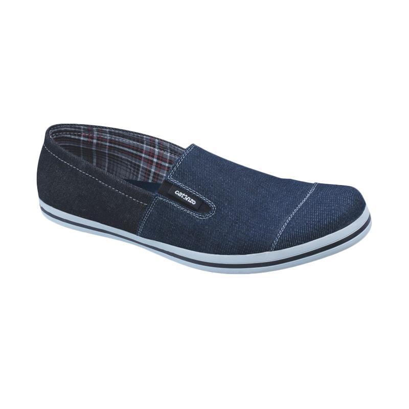 Catenzo NS 067 Sepatu Kasual Pria - Blue