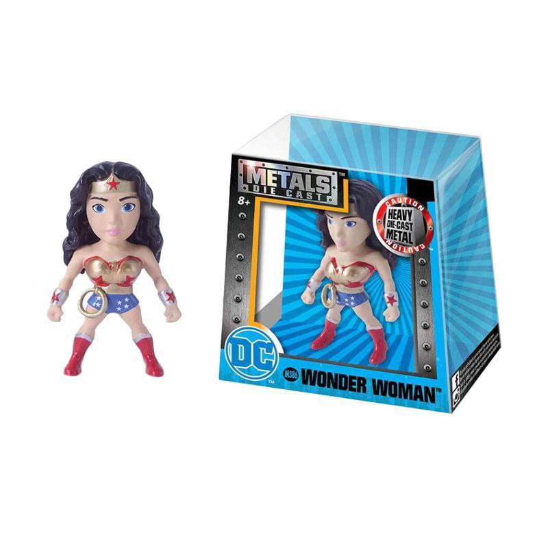 Jada DC Girl M386 Wonder Woman Action Figure [2.5 Inch]