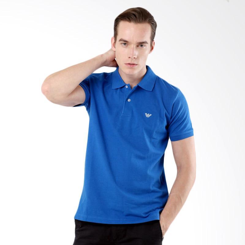 Efesu Men Polo Kaos Polo Pria - Blue Extra diskon 7% setiap hari Extra diskon 5% setiap hari Citibank – lebih hemat 10%