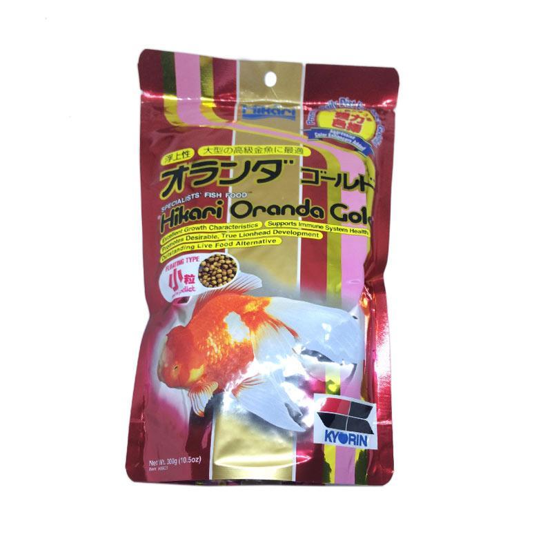 Hikari Oranda Gold Mini Makanan Ikan [300 g]