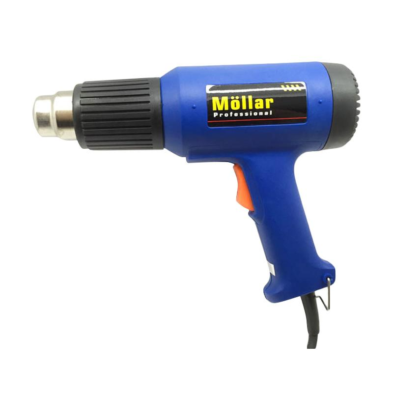 harga Mollar Hot Air Gun Heat Gun [1600 W] MLR-HG003 Blibli.com