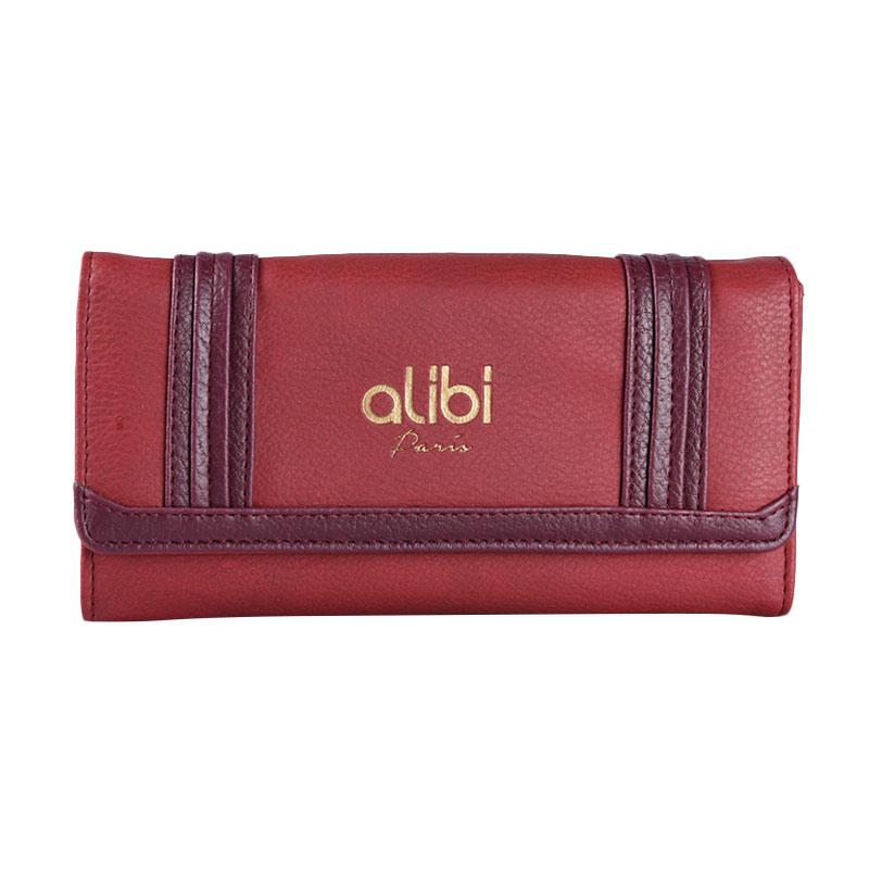 Alibi Galina W0411B1 Long Wallet - Red