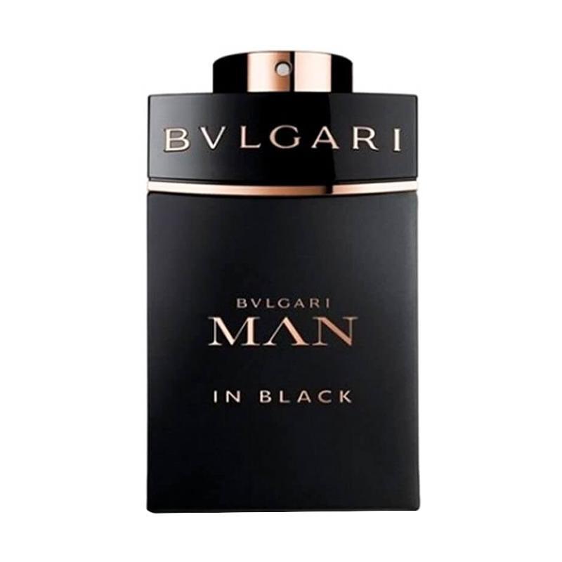 Bvlgari Man In Black EDP Parfum Pria [100 mL]
