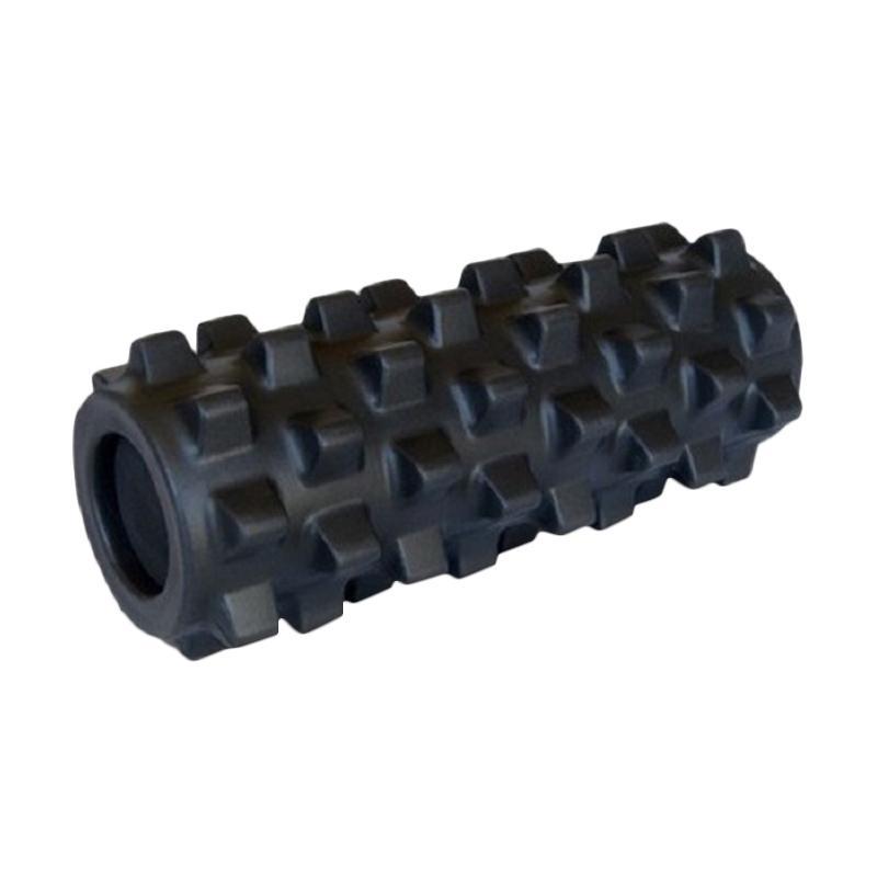 Rumble Roller RRCX127 Compact Alat Fisioterapi - Black