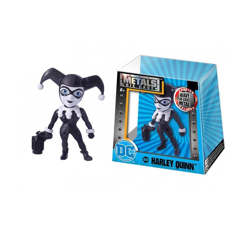 Jada DC Girl M389 Harley Quinn Action Figure [2.5 Inch]
