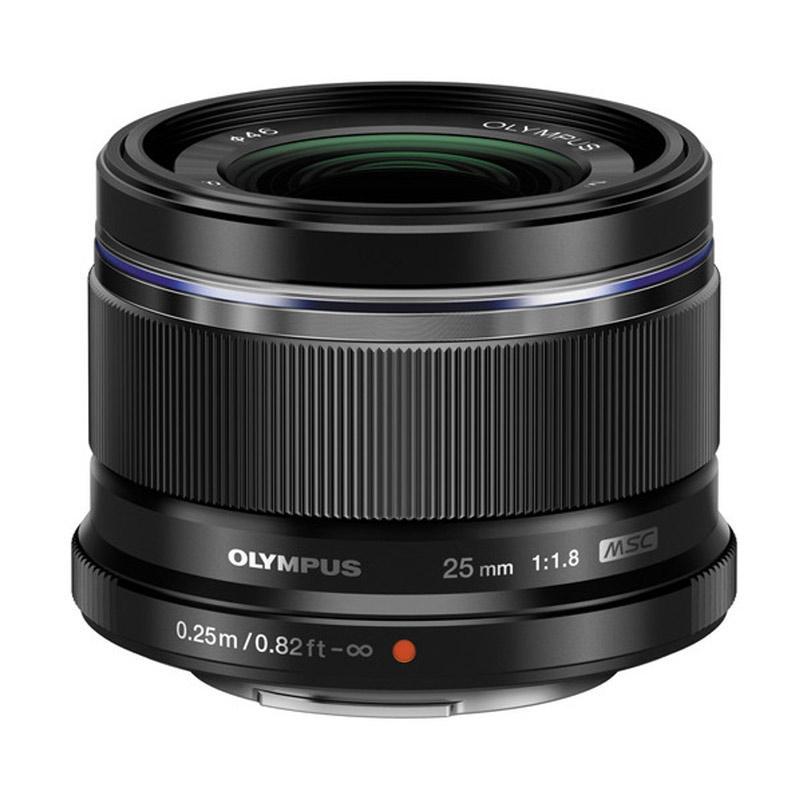 Olympus Lensa ES M 25mm f/1.8 G