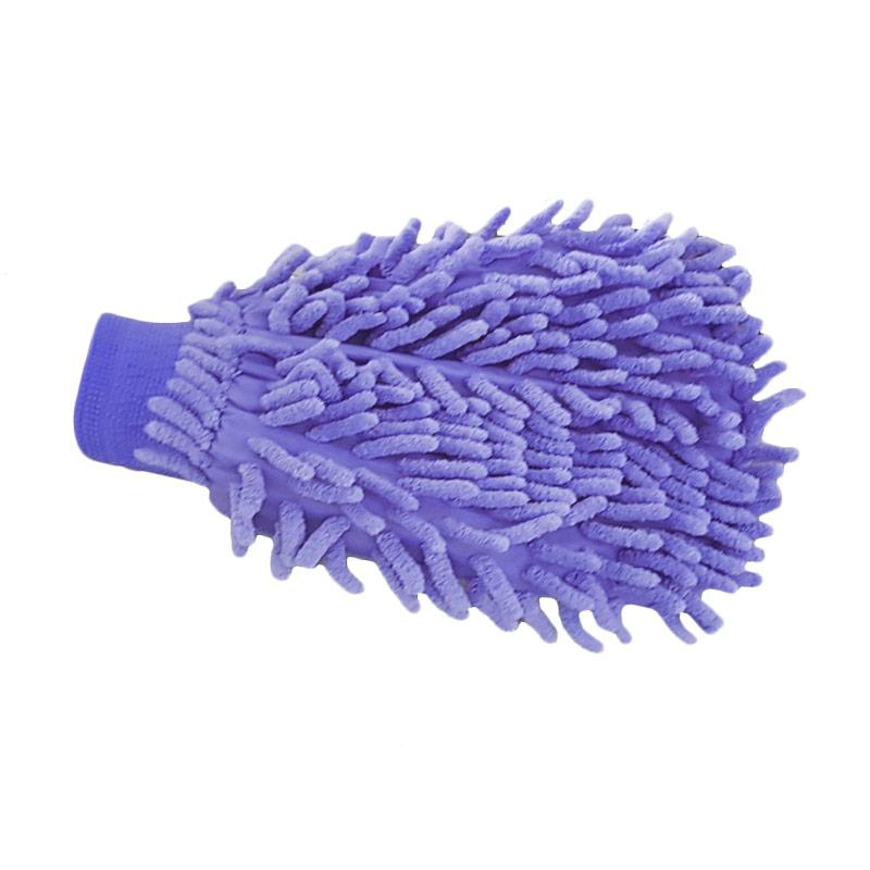 Cooltech Washing Glove - Purple