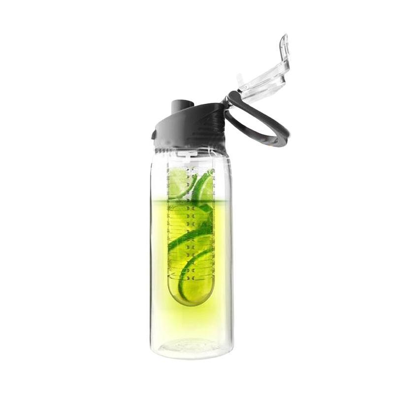 harga Tritan New Gen 2 Botol Minum - Black Blibli.com