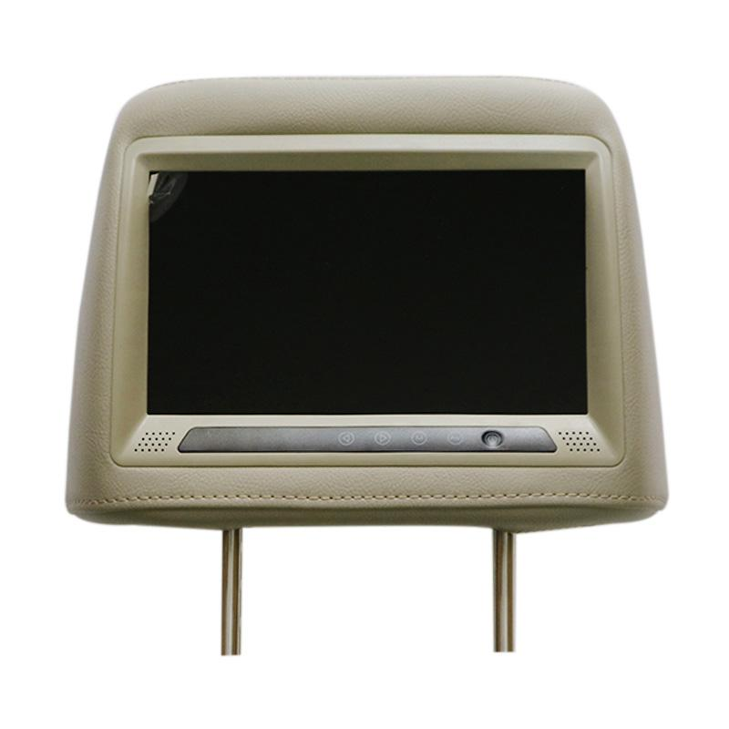 harga AVT HM 9088 Headrest Monitor Light Beige Blibli.com