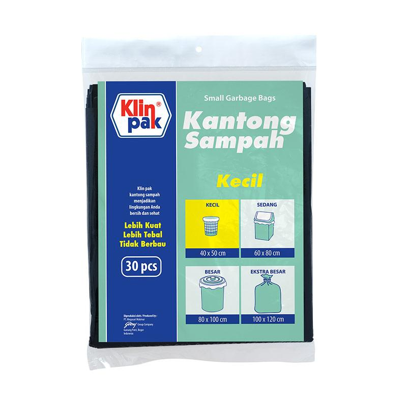 harga Klin Pak Kantong Sampah [Kecil/40 x 50 cm] x 2 pieces Blibli.com