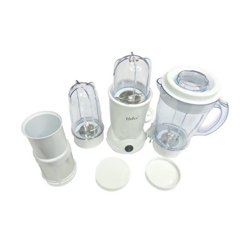 Daily Deals - Heles HL-638 Transparan Blender - Putih