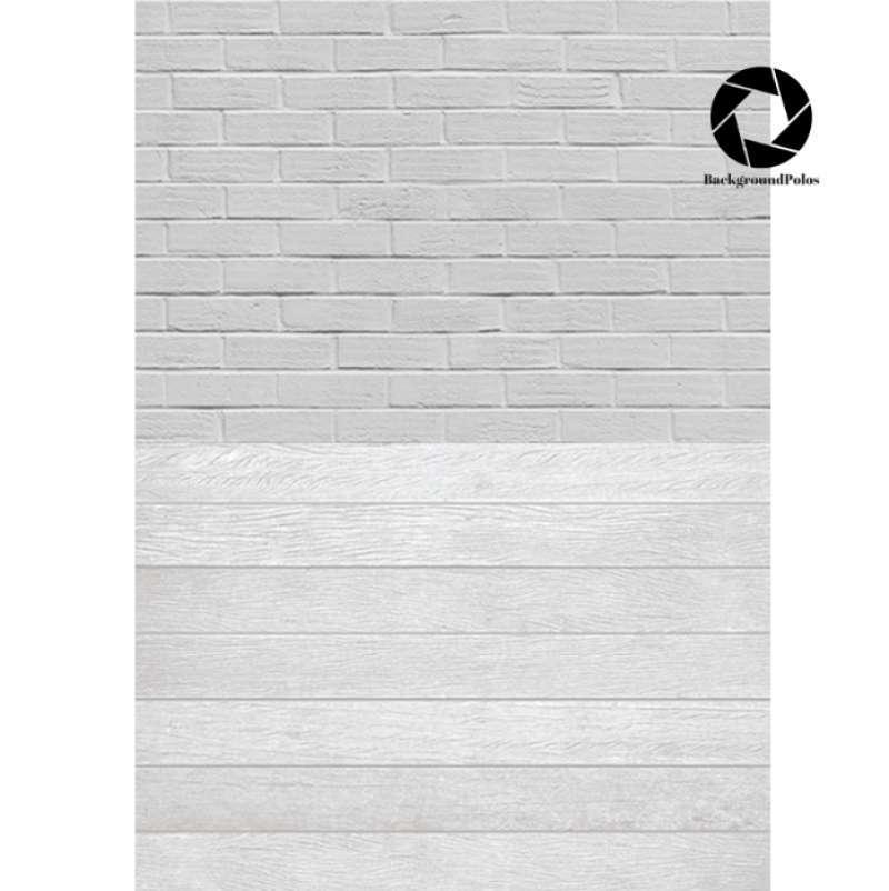 Jual Latar Belakang Dinding Batu Bata Putih Background Foto 42 X 30 Bil-01  Terbaru Juni 2021 | Blibli