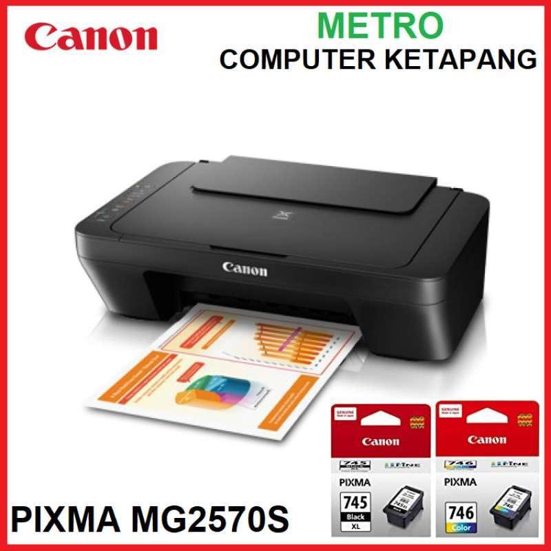 Canon Pixma Mg2570s Terbaru Agustus 2021 Harga Murah Kualitas Terjamin Blibli