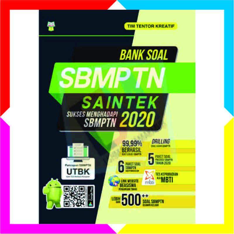 Jual Yrama Widya Buku Bank Soal Sbmptn Saintek 2020 Online Maret 2021 Blibli