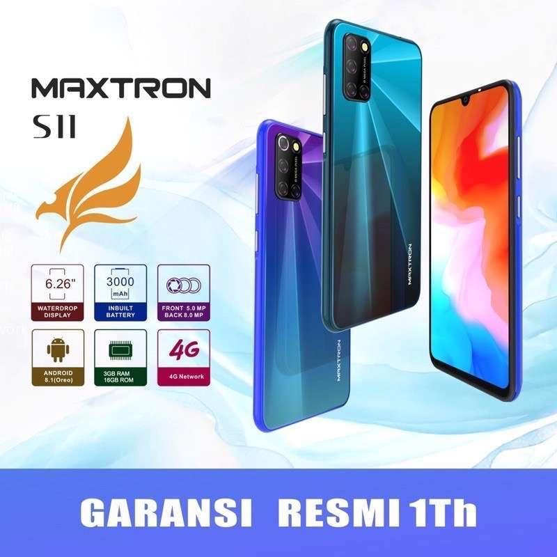 Jual Maxtron S11 Ram 3/16gb Garansi Resmi Murah Mei 2021 | 9 HP Android Murah Harga Dibawah 1 Juta
