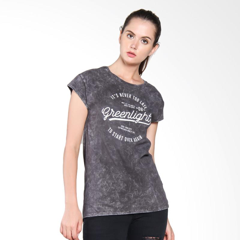 Greenlight Ladies 253061722 T-Shirt - Grey