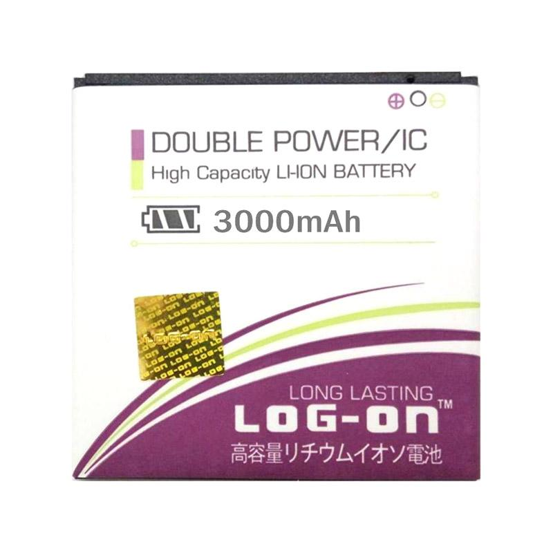 Log On Double Power Baterai for MITO Fantasy A230 3G [3000 mAh]