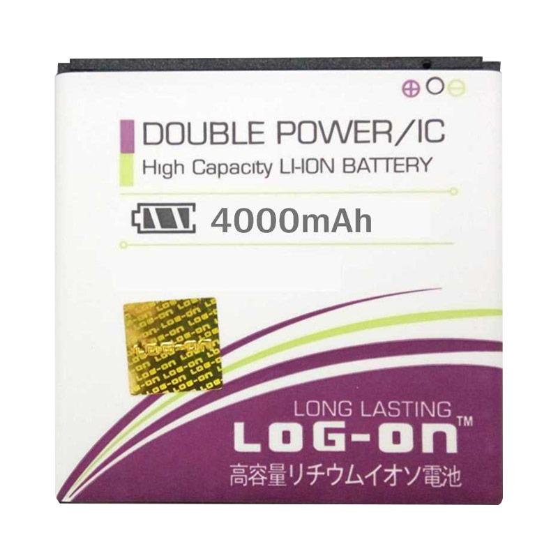 Log On Double Power Baterai for SONY Z1 [4000 mAh]