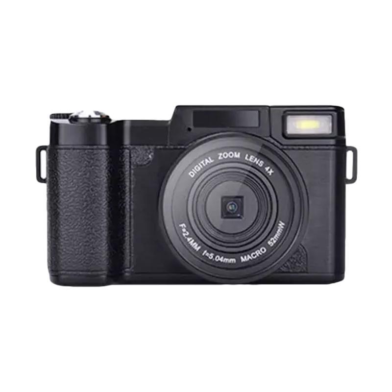 Cognos C24 Digital Kamera Mirrorless - Hitam [3.0 Inch TFT/24 MP/ SLR HD 1080p/Digital Video 4x Zoom]
