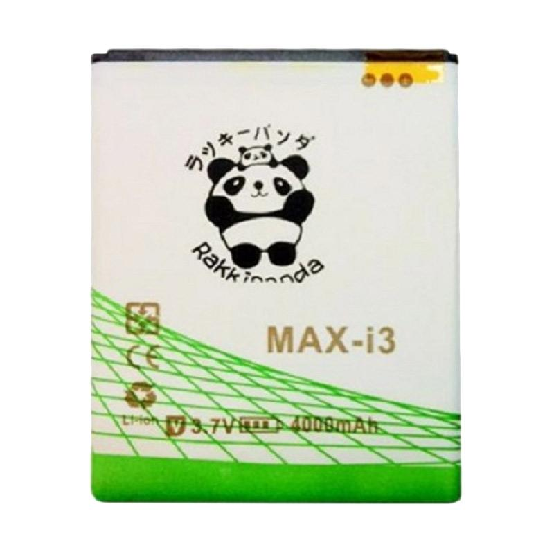 RAKKIPANDA Battery Double Power IC for Andromax Max i3
