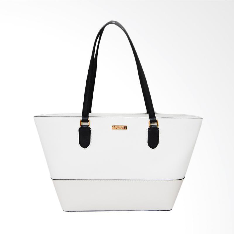 Kate Spade Original Tote Bag - Gray White