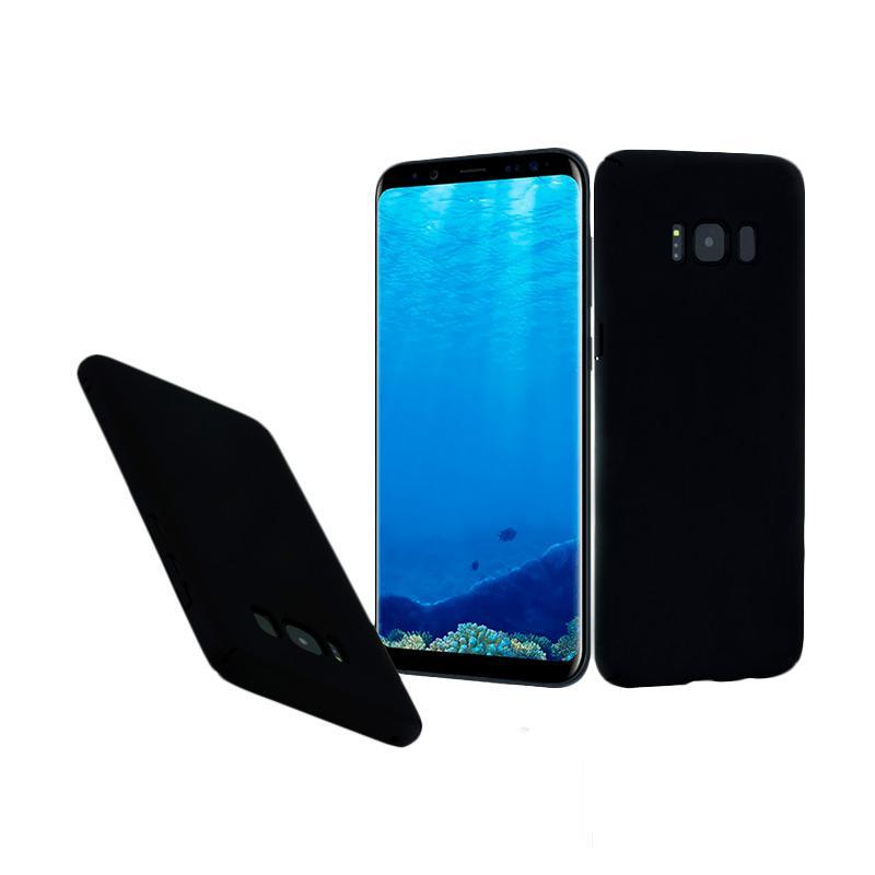 Fashion Baby Skin Hardcase Casing for Samsung S8 - Black