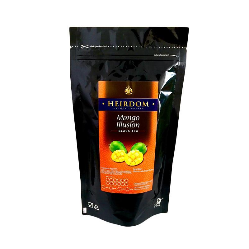 HEIRDOM Mango Illusion Pouch Tea [20 Tea Bags]
