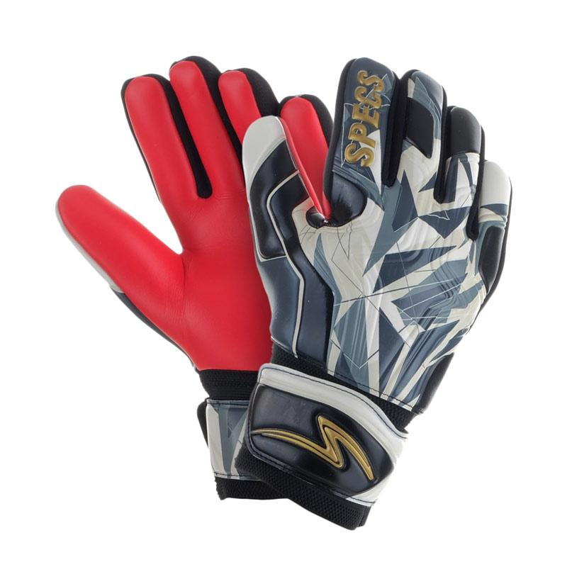 harga Specs Patriot GK Gloves Sarung Tangan Kiper - Grey Red 903291 Blibli.com
